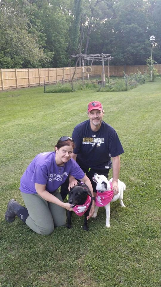 """Missy"" and her Parents !"