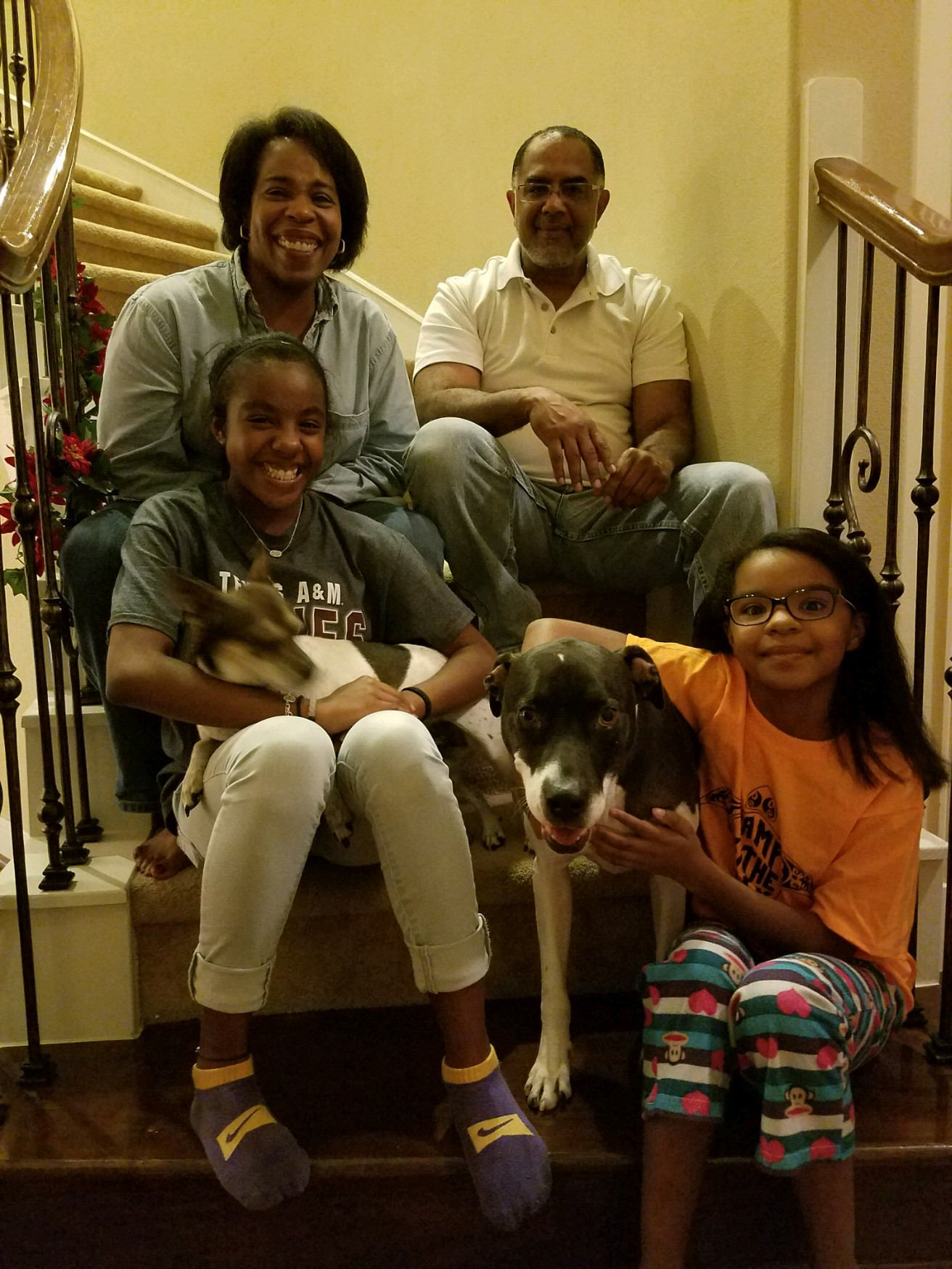 """Joshua""and his Family !"