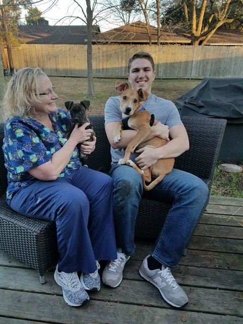 """Tawny"" and ""Nicholas"" and their Family !"